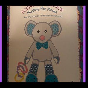 BN Scentsy Sidekick (Murphy The Mouse)